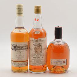 Mixed Scotch, 3 750ml bottles