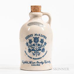 Henry McKenna 6 Years Old, 1 4/5 quart bottle