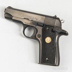 Colt MK IV Series 80 Semiautomatic Pistol