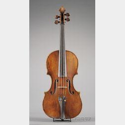 Neapolitan Violin, Possibly Gagliano Family