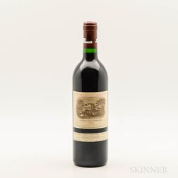 Chateau Lafite Rothschild 1989, 1 bottle