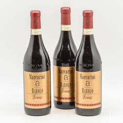 Marcarini Barolo Brunate 2013, 3 bottles