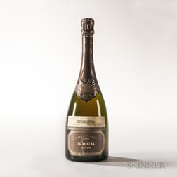 Krug 1976, 1 bottle