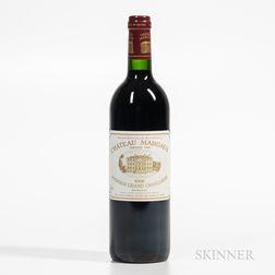 Chateau Margaux 1996, 1 bottle