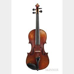 German Violin, Markneukirchen