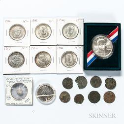 Sixteen Coins