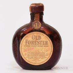 Old Forester 1957, 1 4/5 quart bottle