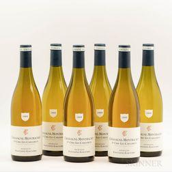 Fontaine Gagnard Chassagne Montrachet Les Caillerets 2008, 6 bottles