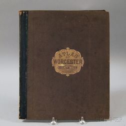 Historic Atlas of Worcester County