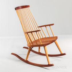 Thomas Moser New Gloucester Rocking Chair