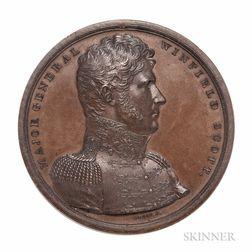 Copper Major General Winfield Scott Medal