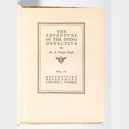 Doyle, Sir Arthur Conan (1859-1930) The Adventure of the Dying Detective.