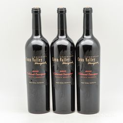 Andersons Conn Valley Cabernet Sauvignon Estate Reserve 2010, 3 bottles