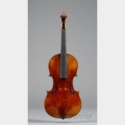 Italian Violin, c. 1800, Possibly a Member of the Guadagnini Family