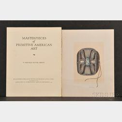 Portfolio of Eighteen Signed Silkscreen Prints by Louie H. Ewing