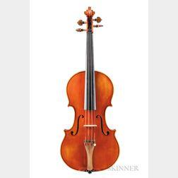 Canadian Violin, Joseph Kun, Ottawa, 1984