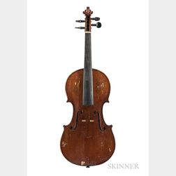 American Violin, Jacob O. Lundh, Minneapolis, 1911