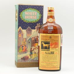 White Horse Cellar, 1 4/5 quart bottle (oc)