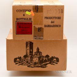 Produttori del Barbaresco Barbaresco Riserva Muncagota 2011, 12 bottles (2 x oc)