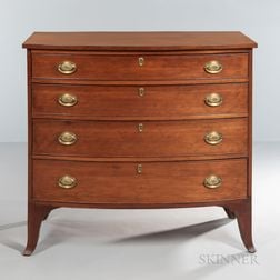 Federal Bowfront Cherry Bureau
