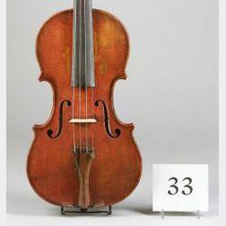 American Violin, Dario D'Attili, New York, 1958