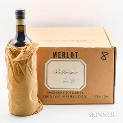 Pahlmeyer Merlot 2005, 5 bottles