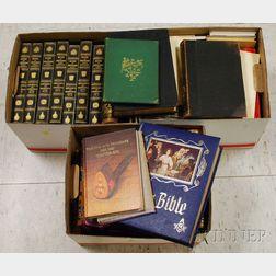 Three Boxes of Masonic Books and Magazines