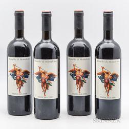 Valdicava Brunello di Montalcino 1998, 4 bottles