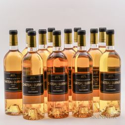 Chateau Guiraud 2009, 12 bottles
