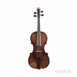 French Violin, c. 1800