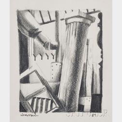 Joseph [Joe] E. Norman (African/American, b. 1957)      No. 20, Trey Nine, Persian Road Suite, Chicago