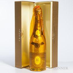 Louis Roederer Cristal 2002, 1 bottle
