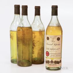 Bacardi Carta Blanca Superior, 4 24oz bottles Spirits cannot be shipped. Please see http://bit.ly/sk-spirits for more info.