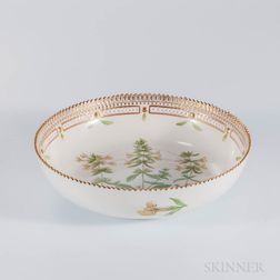 Royal Copenhagen Flora Danica Serving Bowl