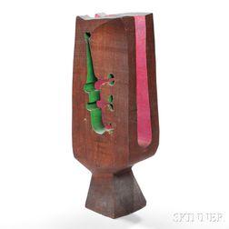 Hugh Townley (1923-2008) Abstract Sculpture