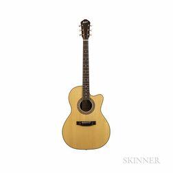 Sasha Radicic Cutaway Acoustic Guitar, 2015