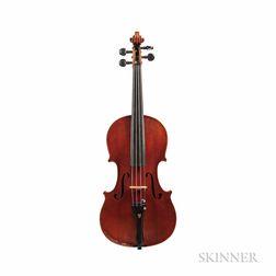 Bulgarian Violin