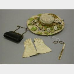 Group of Accessories for a Fashionable Doll