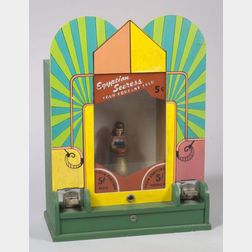 Egyptian Seeress Coin-Operated Fortune Teller