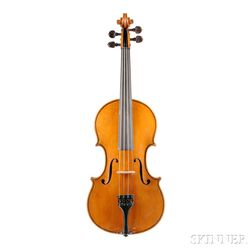 Modern Italian Violin, Ascribed to Giuseppe Pedrazzini, Cremona, 1943