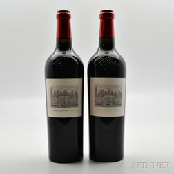 Abreu Howell Mountain 2010, 2 bottles