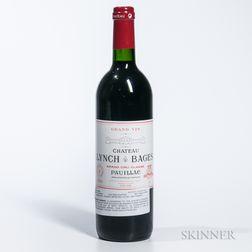 Chateau Lynch Bages 2000, 1 bottle