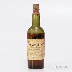 Peter Dawson, 1 bottle