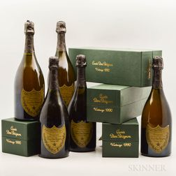 Moet & Chandon Dom Perignon 1990, 9 bottles (4 x pc)