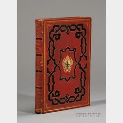 (Papal Binding, Ex-collection Pope Leo XIII)