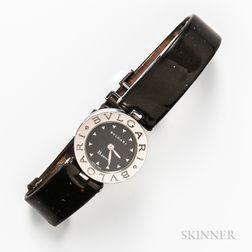 Bulgari B. zero1 Stainless Steel Lady's Wristwatch
