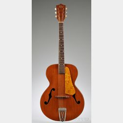 American Archtop Guitar, Kay Musical Instrument Company, Chicago, c. 1950