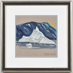 James Houston (Canadian, 1921-2005)      East Baffin Island NWT