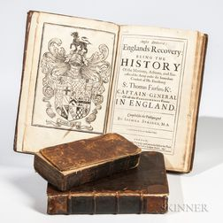 Early English Imprints, Three Titles.