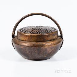 Bronze Hand Warmer